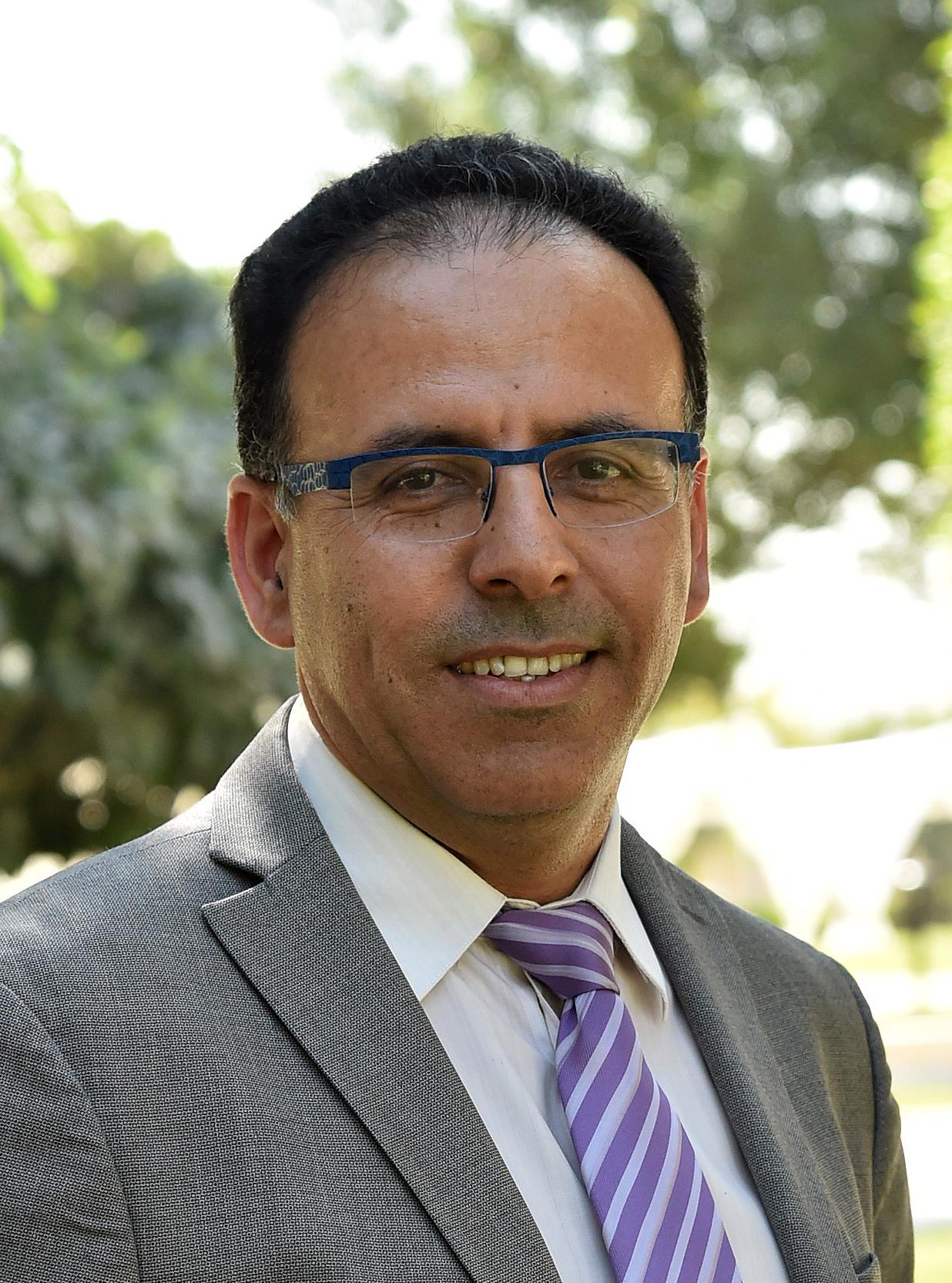 Dr. Abdelaziz Bourasis