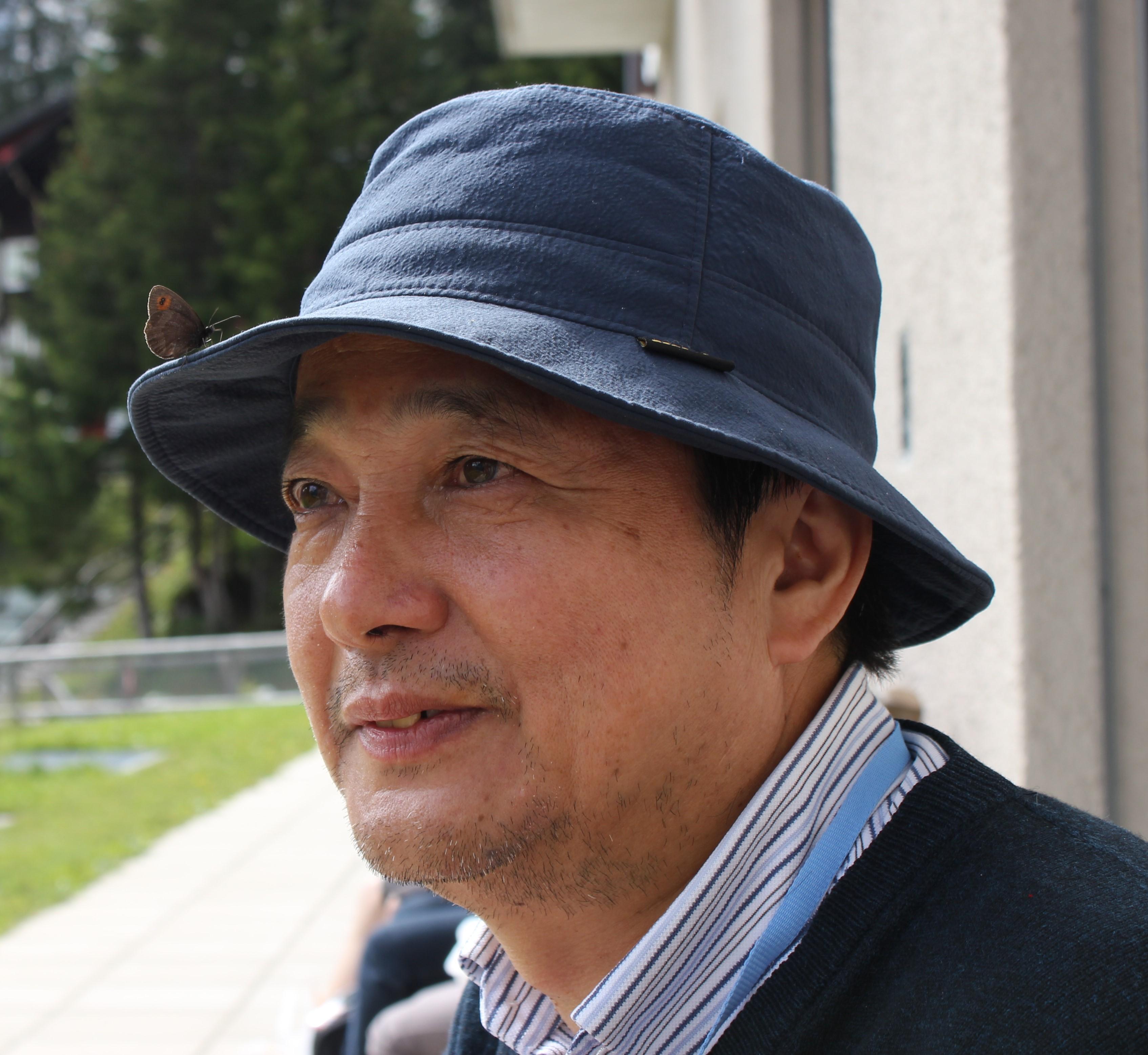 Masatoshi Kajita